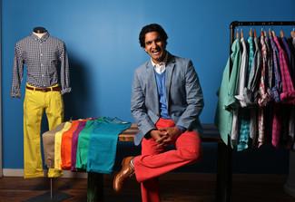 пиджак свитер с v образным вырезом рубашка с длинным рукавом брюки чинос броги носки large 2609