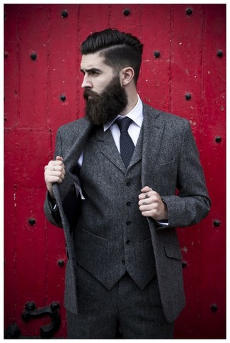 50 Ways To Wear A Grey Suit  Modern Mens Guide