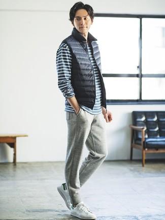 Мужские серые спортивные штаны от Craft