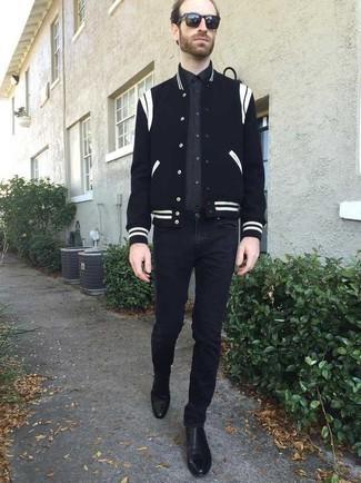 Мужская темно-серая рубашка с длинным рукавом от Wrangler