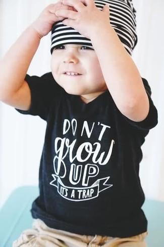 Светло-коричневые шорты: с чем носить и как сочетать мальчику: