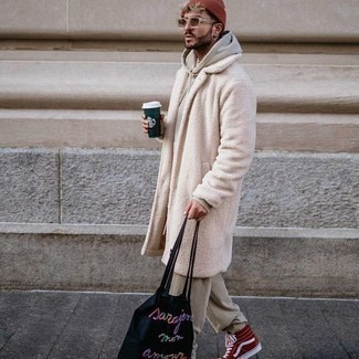 Мужская табачная шапка от adidas Performance